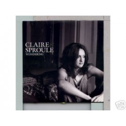 Claire Sproule Wondering...