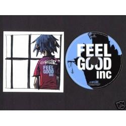 Gorillaz Feel Good Inc EURO...