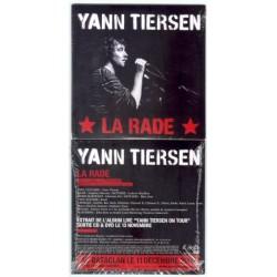 Yann Tiersen La Rade PROMO CDS