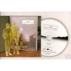 AIR Once Upon a time PROMO CDS
