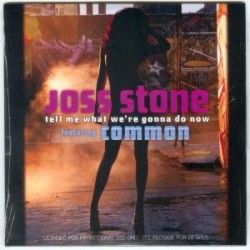 Joss Stone tell me what...