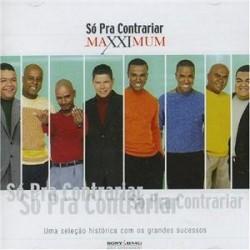 So Pra Contrariar Maxximum CD