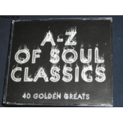 Various Artists A - Z Of...