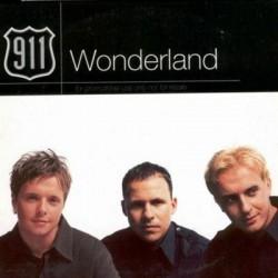 911 Wonderland PROMO CDS