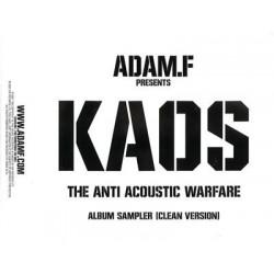 Adam F Kaos: The...