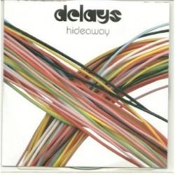 delays hideaway ACETATE CD