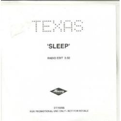 Texas sleep ACETATE CD
