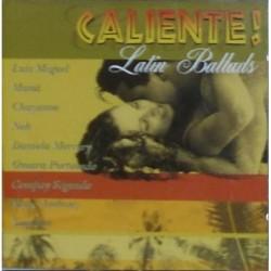 Caliente! Latin Ballads CD