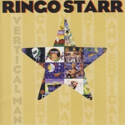 Ringo Starr Vertical Man CD