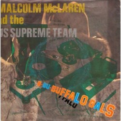 Malcolm McLaren And World's...