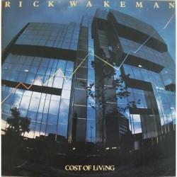 Rick Wakeman Cost Of Living LP