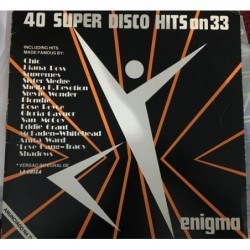 Various 40 Superdisco Hits...