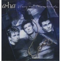 a-ha Stay On These Roads LP