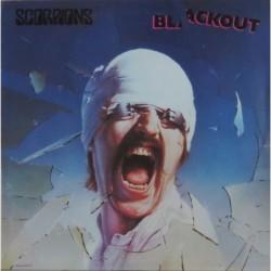 Scorpions Blackout LP
