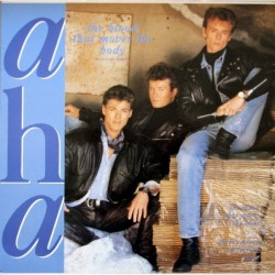 a-ha The Blood That Moves...