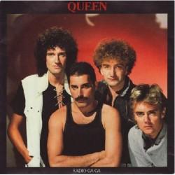 "Queen Radio Ga Ga 12"""