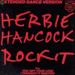 Herbie Hancock Rockit...