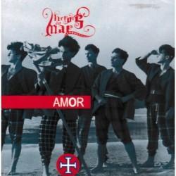 Heróis Do Mar Amor CD