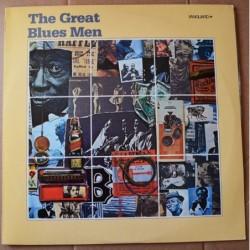 Various The Great Blues Men LP