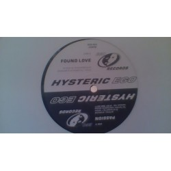 Hysteric Ego Found Love 12""