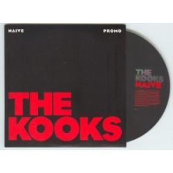 kooks Naive Euro prOmO CD