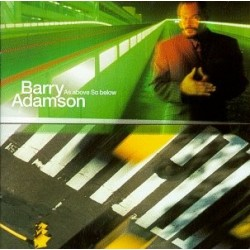 Barry Adamson As Above So...