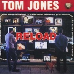 Tom Jones Reload CD