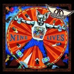 Aerosmith Nine Lives CD