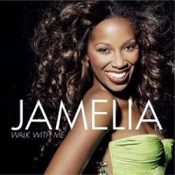 Jamelia Walk with me PROMO CD