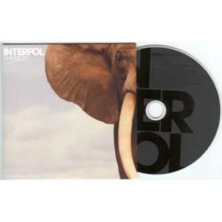 Interpol Mammoth PROMO CDS