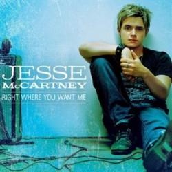 Jesse McCartney Right where...