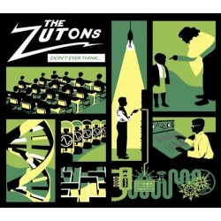 Zutons Don't Ever Think [CD...