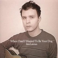 Jens Lekman When I Said I...