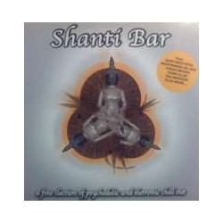 Various Shantí Bar PROMO CD