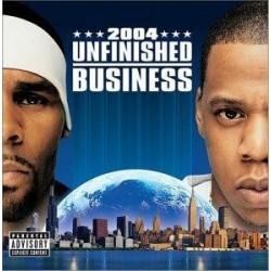 R. Kelly & Jay-Z Unfinished...