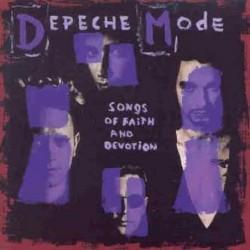 Depeche Mode Songs of Faith...