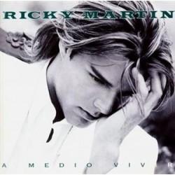 Ricky Martin A Medio Vivir CD
