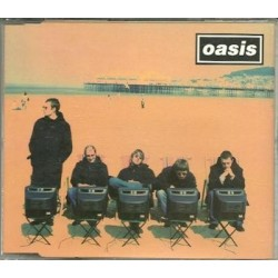 Oasis roll with it CDS