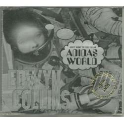Edwyn Collins Adidas World CDS