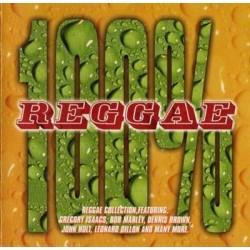 Various Artists 100% Reggae CD