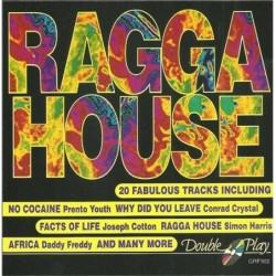 Various Artists Ragga House CD