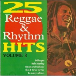 Various Artists 25 Reggae &...