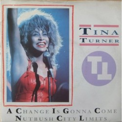 Tina Turner A Change Is...