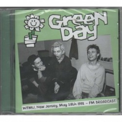 Green Day WFMU  New Jersey...