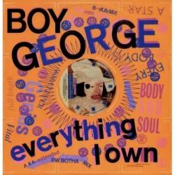 Boy George Everything I Own...