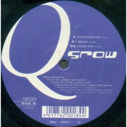 "Q (9) Grow 12"""