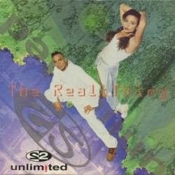 2 Unlimited The Real Thing 12""
