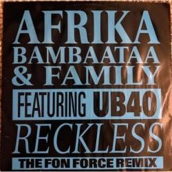 Afrika Bambaataa & Family...