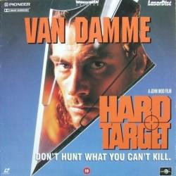 Van damme Hard Target