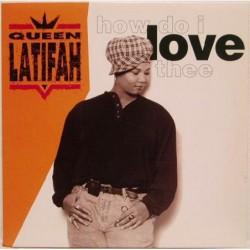 Queen Latifah How Do I Love...